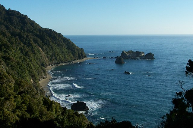 West Coast Drive New Zealand