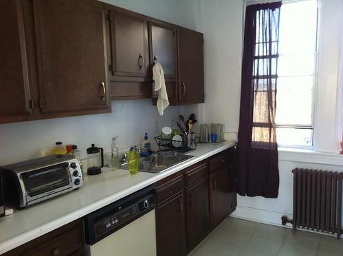 New Apt: Kitchen 1