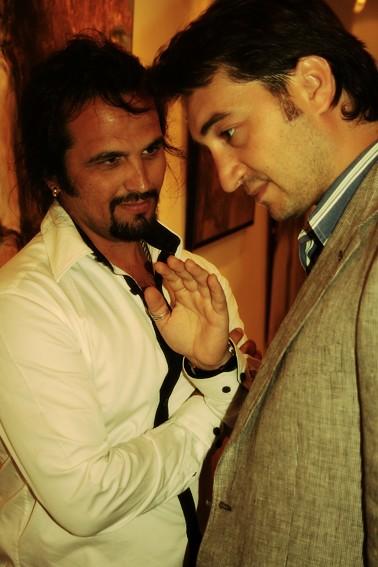 Romeo Niram y Fabianni Belemuski
