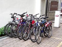 Bicicletário Sesc Flamengo