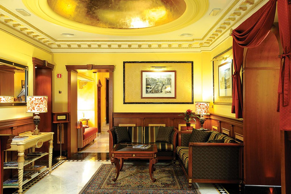 Business travel-free internet wi -fi best accommodation in Rome