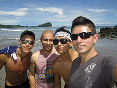 summer friends (Alexsander7) Tags: friends summer costa beach rica manuel antonio