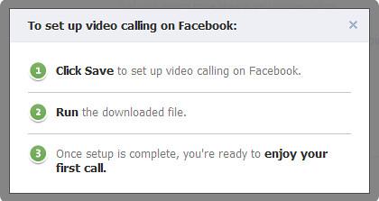 Facebook Video Calling Feature