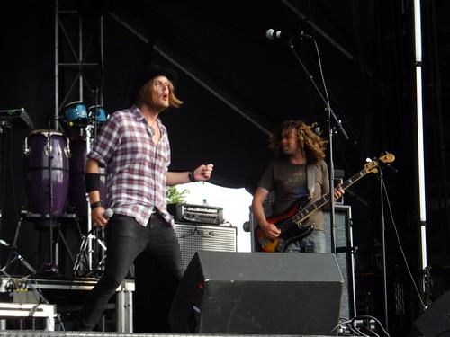 Alberta Cross at Ottawa Bluesfest 2011