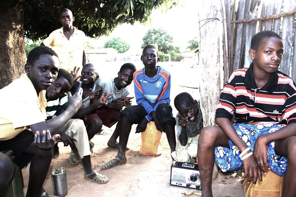 MY GALOYAN CREW. Gambia. 2011