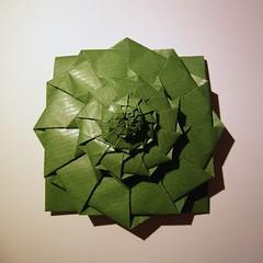 flower tower (Dasssa) Tags: origami chrispalmer flowertower