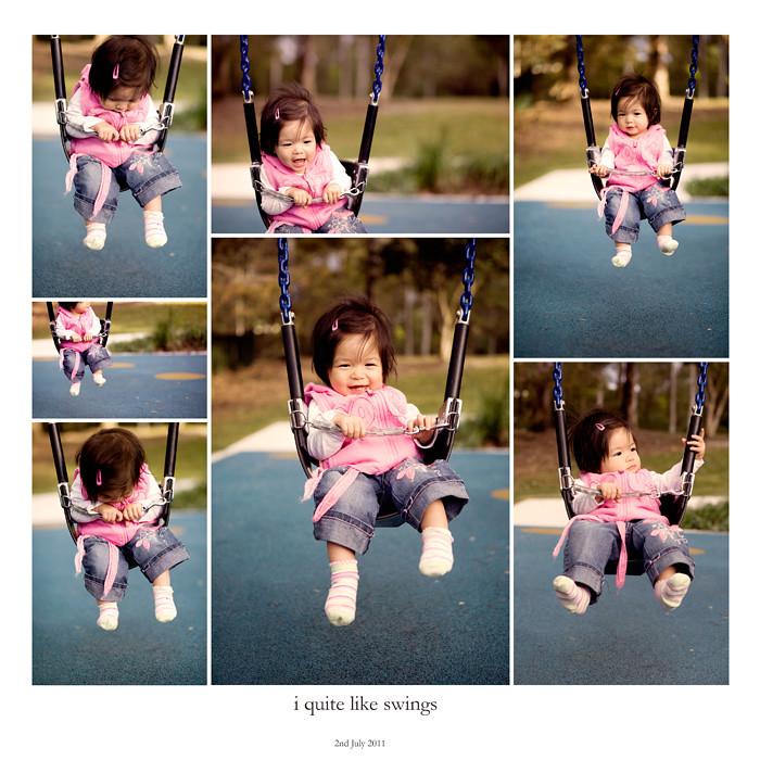 July 2 - I Quite Like Swings