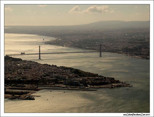 Landing at lisbon by ccgd