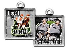 PU069- darling at it (ToadHollowNJ) Tags: jewelry charms pickupsticks redbanknj toadhollow photocharms toadhollownjcom