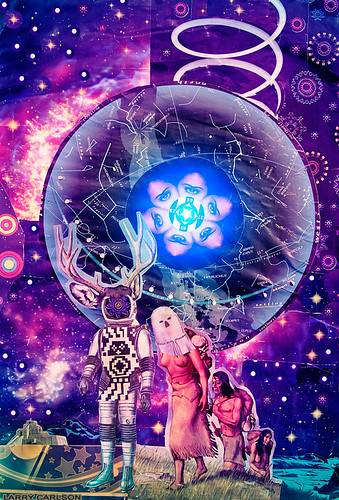Larry Carlson, Darkstar Journey, 2014.