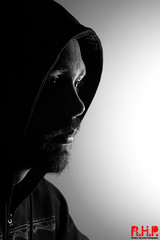 Selfie 4 B&W (Richard Hayward Photography) Tags: lighting uk light shadow portrait selfportrait man sexy male art beautiful face canon mouth hair beard manchester nose photography eos photo hoodie eyes emotion image expression profile creative picture photograph richard hoody hd hayward hq simple selfie simplistic rhp 600d canoneos600d richardhaywardphotography