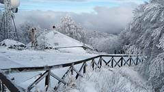 Winter Scenery (Andrei Azanfirei) Tags: winter mountain snow del scenery piano tuscany tt soe castel amiata zapada flickrunitedaward