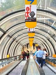 Paris, Centre Georges Pompidou (Beaubourg) (emilio59) Tags: voyage travel blue paris france art exhibition muse bleu exposition abstraction pompidou centrepompidou visite beaubourg reise abstrait musum iphone5