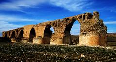 The Bridge of Empire (Vafa Nematzadeh Photography) Tags: ruins