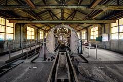 La Mine Aux Oiseaux (UrbexGround) Tags: wwwurbexgroundfr