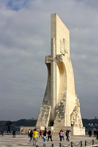 Monument to the Discoveries, Belém, Lisbon