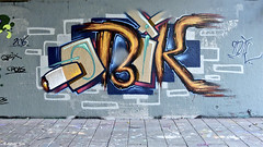 Den Haag Graffiti  QBIX (Akbar Sim) Tags: denhaag thehague agga holland nederland netherlands binckhorst graffiti akbarsim akbarsimonse