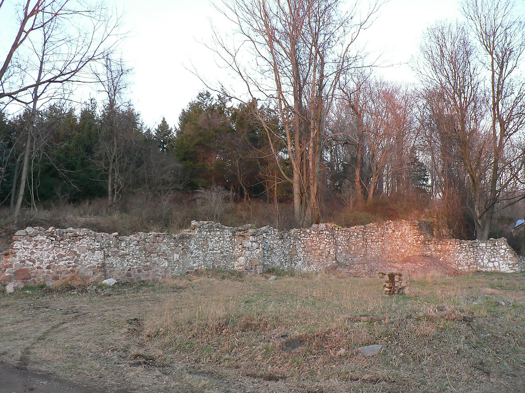 Peapack - Barn Foundation