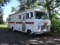 white canadian empress rv motorhome 1976 wickes