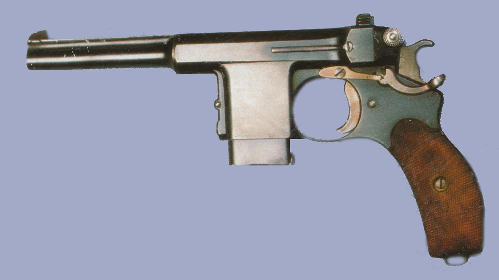 Le pistolet Bergmann-Bayard :Liens récents de ci, de là 5837241594_a75da6959c_b
