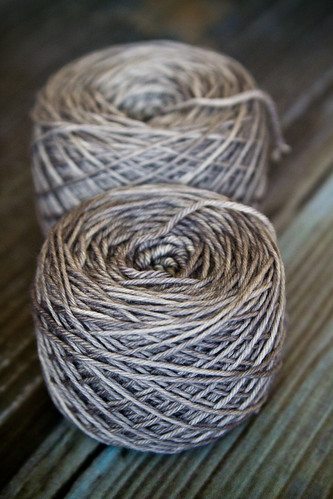 platinum- willow worsted superwash