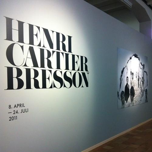 Bresson Exibition - Museum Für Gestaltung Zürich  #3 by Davide Restivo