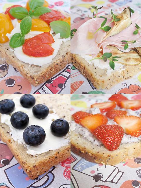 Collage panini