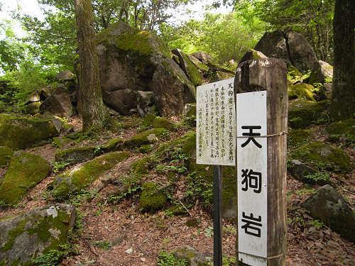 神野山の石文化@山添村-17