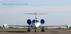 D-CGRC Nose (EI-AMD Aviation Photography) Tags: dublin airport photos aviation jet 35 executive dub learjet internationl eidw dcgrc eiamd
