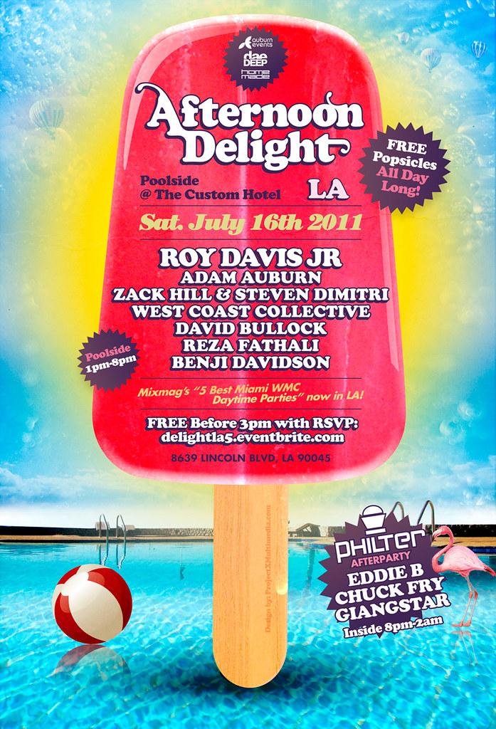 delight flyer