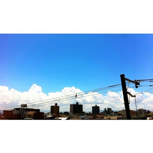 今日の写真 No.292 – 昨日Instagramへ投稿した写真(2枚)/iPhone4+Camera+