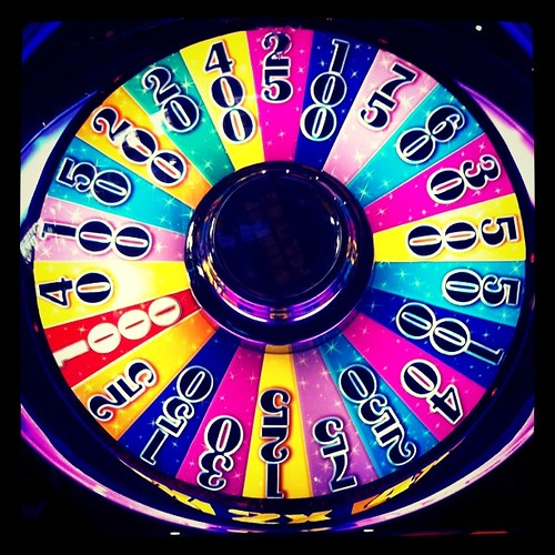 Wheel of Fortune, Las Vegas