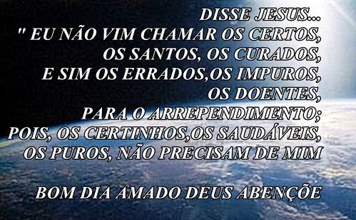 DISSE JESUS by amigos do poeta