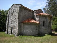 Iglesia de San Miguel de Breamo (FreeCat) Tags: miguel san iglesia galicia romanico pontedeume acorua eume romanica breamo