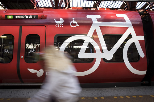 X Tra Bikes On The S Train Cycling Embassy Of Denmark Cycling