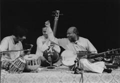 "Maestro Ali Akbar Khansahib & Ustad Zakir Hussain (Toronto - 1978) • <a style=""font-size:0.8em;"" href=""http://www.flickr.com/photos/35985863@N07/5885856426/"" target=""_blank"">View on Flickr</a>"