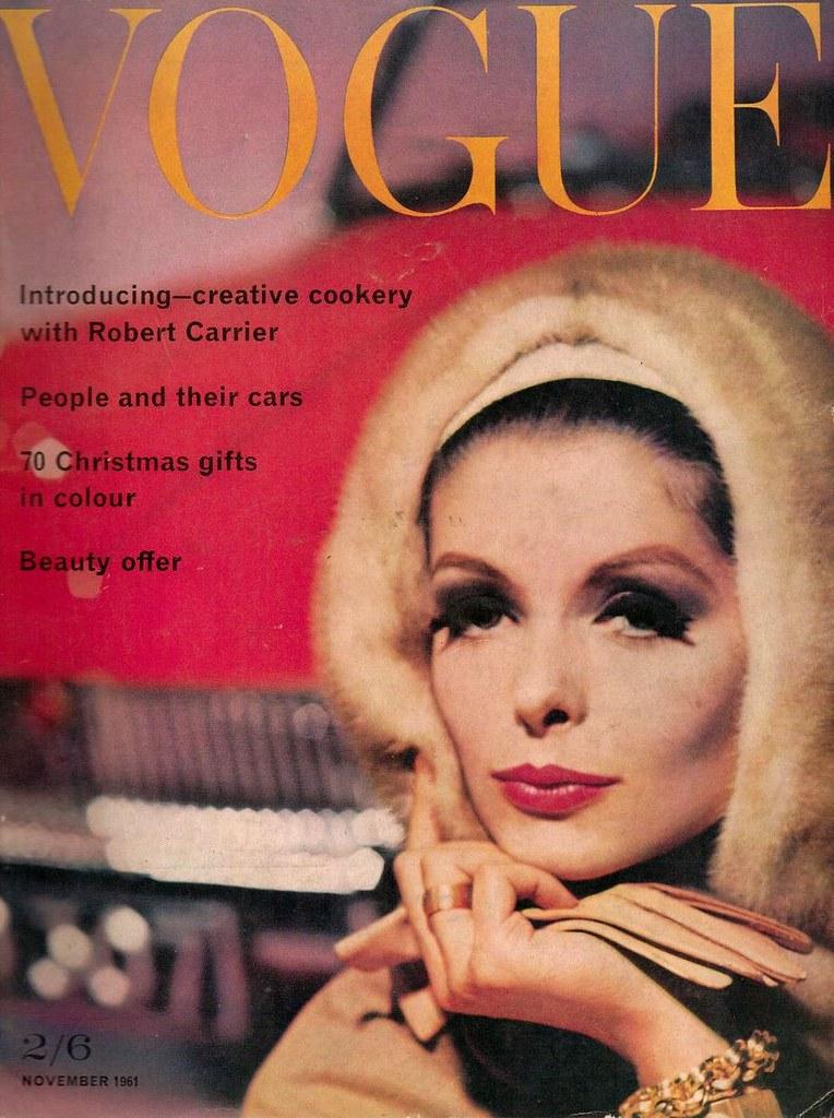 UK Vogue-November 1961