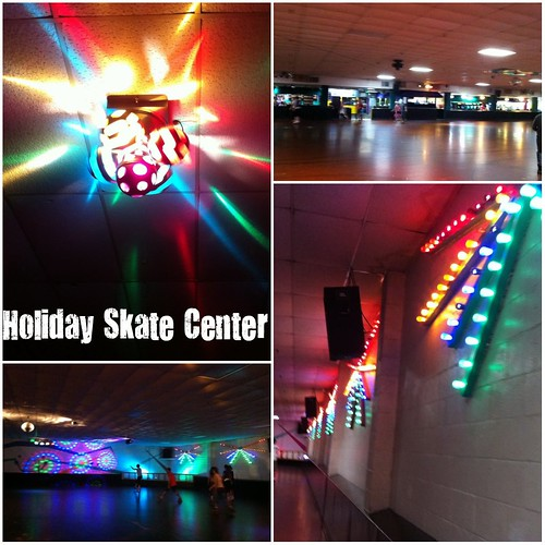 Holiday Skate Center