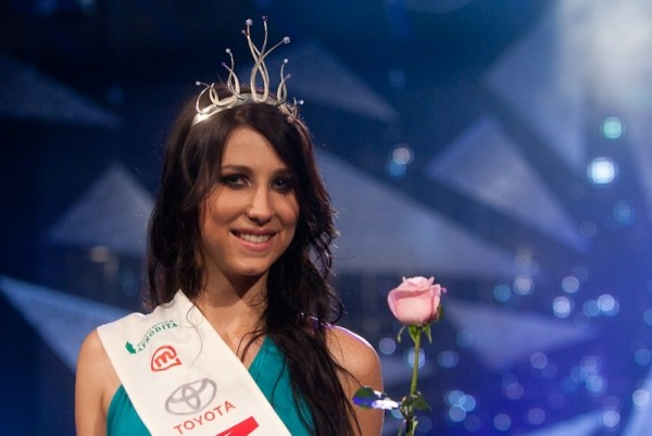 Miss Universe Slovenia 2011, Ema Jagodič   Miss Universe Slovenia 2011, Ema Jagodič 2
