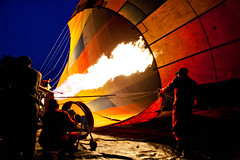 Hot air (randon) Tags: africa camp hot kenya air balloon mara masai governors masaimara governorscamp