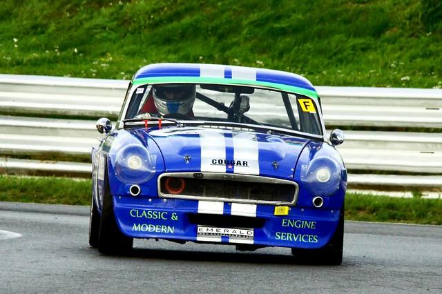 K-Series MGB Race Car 5904546150_50cd843482_z