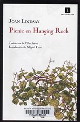 Joan Lindsay, Picnic en Hanging Rock