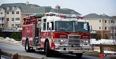 Lionville Fire Company Apparatus Engine 47-2