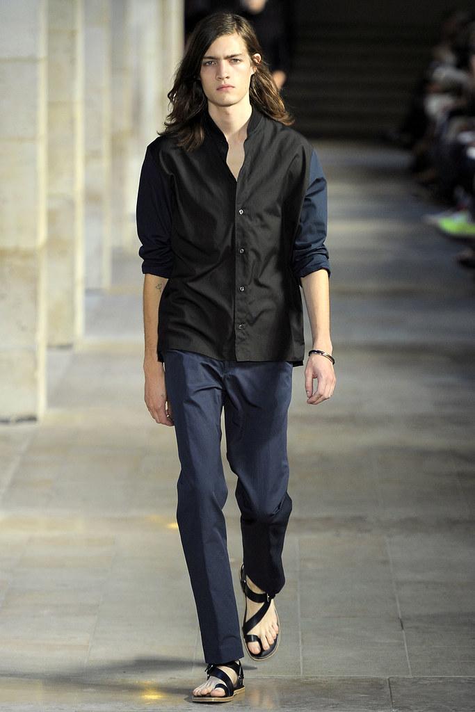 Marcel Castenmiller3300_SS12 Paris Hermes(VOGUEcom)