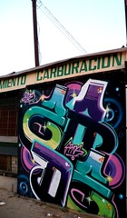 Zade. (COLOR IMPOSIBLE CREW) Tags: chile graffiti zade quilpue 2011 fros
