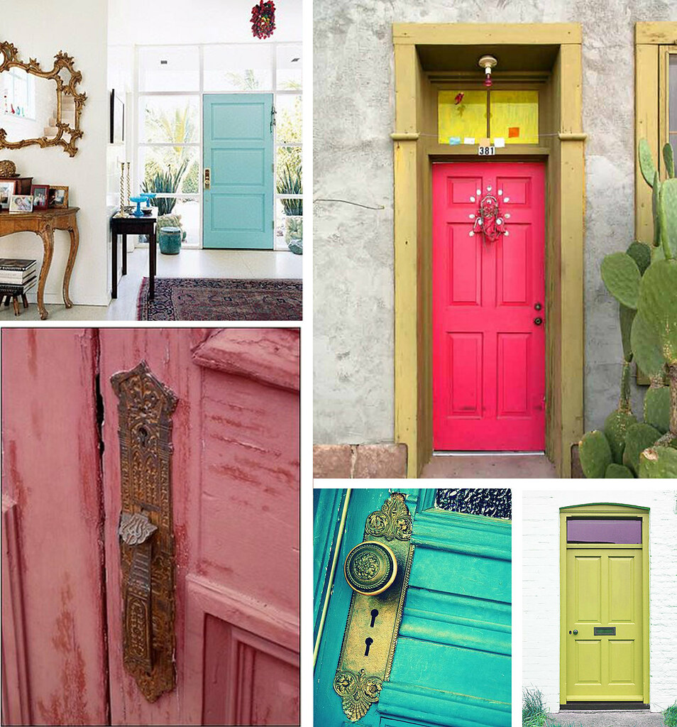 colorful doors 3