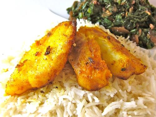 Bangali fish fry
