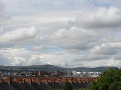 Belfast Terrace (mdavidford) Tags: rooftops belfast row chimneys cavehill benmadigan