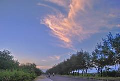 Jalan Pulau Serangan (Eka Purna Sumeika *PIC*) Tags: bali indonesia landscape awan jalan biru serangan pulauserangan