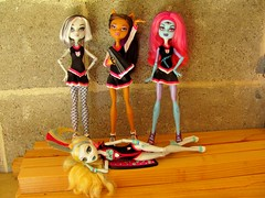 (FrankenGhoul) Tags: fearleader monsterhigh